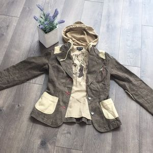 Unique blazer